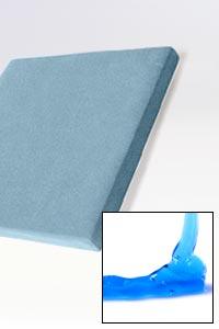 Kohlas dispositifs anti escarres en mousse visco lastique m moire de forme - Mousse polyurethane pour coussin ...